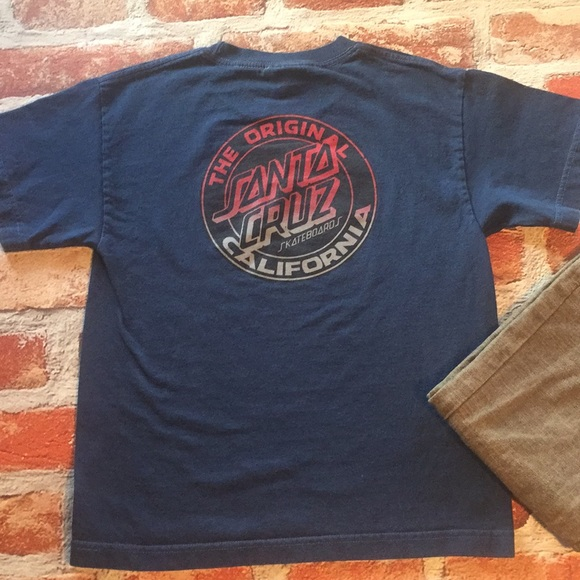 "Santa Cruz Other - Santa Cruz ""The Original"" T-shirt"